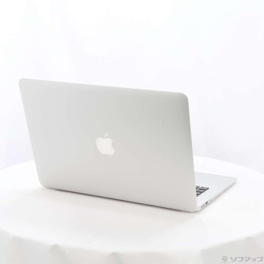 〔中古〕Apple(アップル) MacBook Air 13.3-inch Early 2015 MJVG2J/A Core_i5 1.6GHz 4GB SSD256GB 〔10.11 ElCapitan〕〔385-ud〕|u-sofmap|03