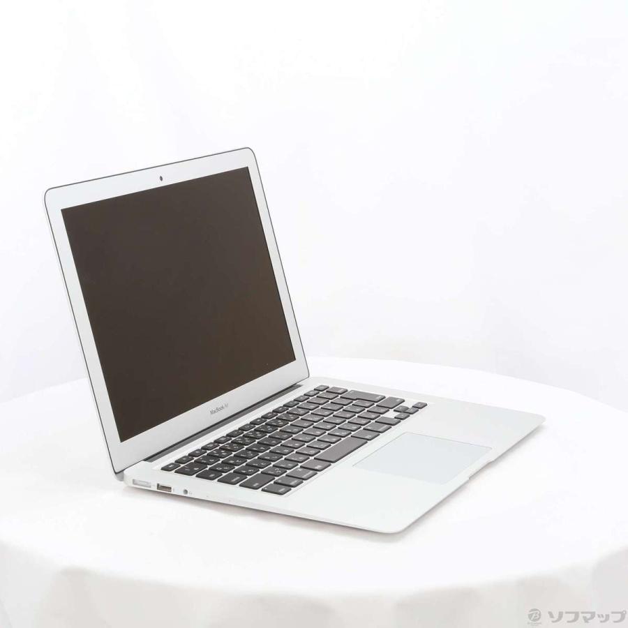 〔中古〕Apple(アップル) MacBook Air 13.3-inch Early 2015 MJVG2J/A Core_i5 1.6GHz 4GB SSD256GB 〔10.11 ElCapitan〕〔385-ud〕|u-sofmap|04