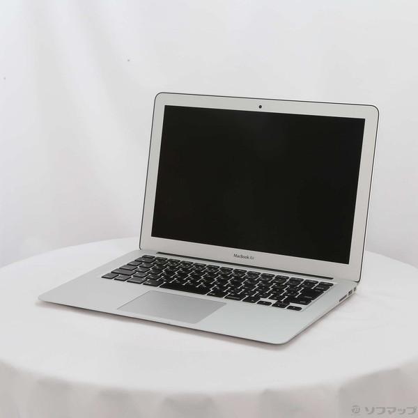〔中古〕Apple(アップル) MacBook Air 13.3-inch Early 2015 MJVG2J/A Core_i5 1.6GHz 4GB SSD256GB 〔10.10 Yosemite〕〔349-ud〕 u-sofmap