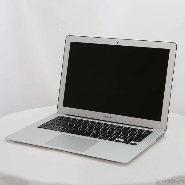 〔中古〕Apple(アップル) MacBook Air 13.3-inch Early 2015 MJVG2J/A Core_i5 1.6GHz 4GB SSD256GB 〔10.10 Yosemite〕〔344-ud〕|u-sofmap