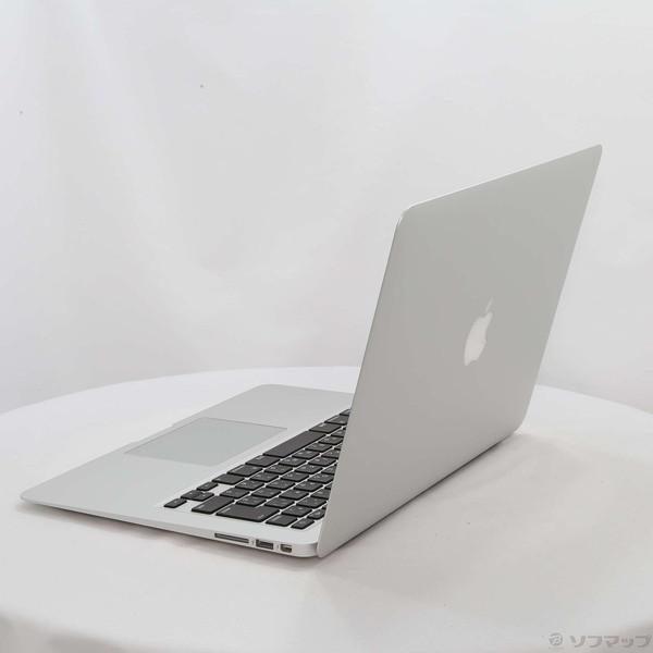 〔中古〕Apple(アップル) MacBook Air 13.3-inch Early 2015 MJVG2J/A Core_i5 1.6GHz 4GB SSD256GB 〔10.10 Yosemite〕〔344-ud〕|u-sofmap|02
