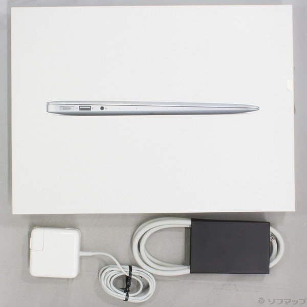 〔中古〕Apple(アップル) MacBook Air 13.3-inch Early 2015 MJVG2J/A Core_i5 1.6GHz 4GB SSD256GB 〔10.10 Yosemite〕〔344-ud〕|u-sofmap|05