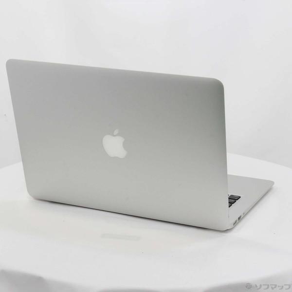 〔中古〕Apple(アップル) MacBook Air 13.3-inch Early 2015 MJVG2J/A Core_i5 1.6GHz 4GB SSD256GB 〔10.10 Yosemite〕〔377-ud〕|u-sofmap|03