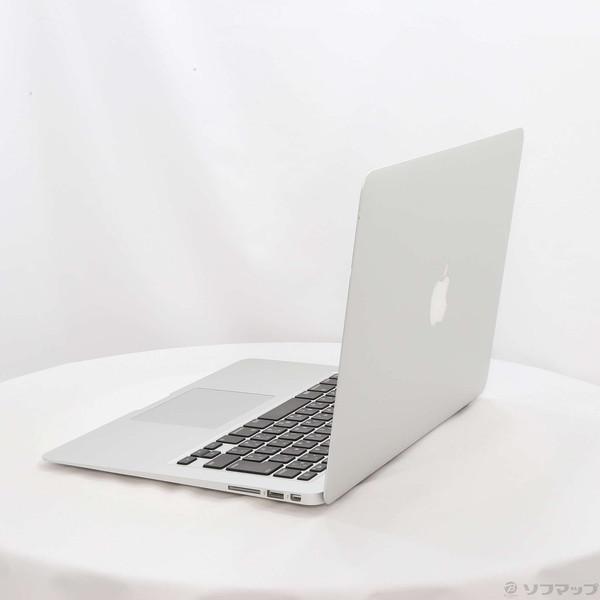 〔中古〕Apple(アップル) MacBook Air 13.3-inch Early 2015 MJVG2J/A Core_i5 1.6GHz 4GB SSD256GB 〔10.10 Yosemite〕〔348-ud〕 u-sofmap 02