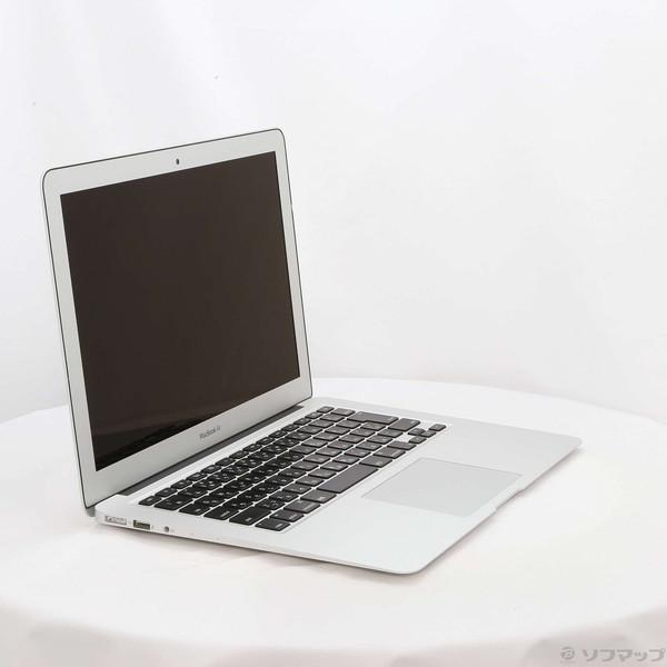 〔中古〕Apple(アップル) MacBook Air 13.3-inch Early 2015 MJVG2J/A Core_i5 1.6GHz 4GB SSD256GB 〔10.10 Yosemite〕〔348-ud〕 u-sofmap 04