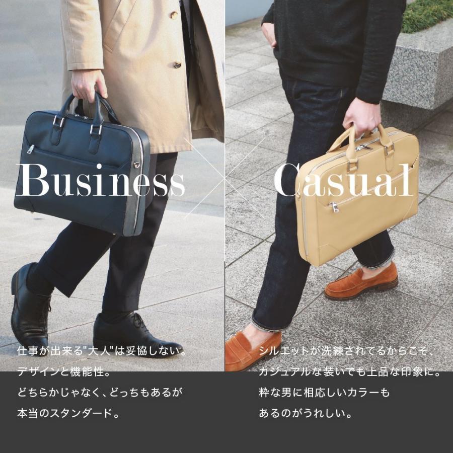 ビジネスバッグ メンズ 新作 本革 ブリーフケース 新生活 新社会人 レザー 大容量 トート エコバッグ|u-stream|04