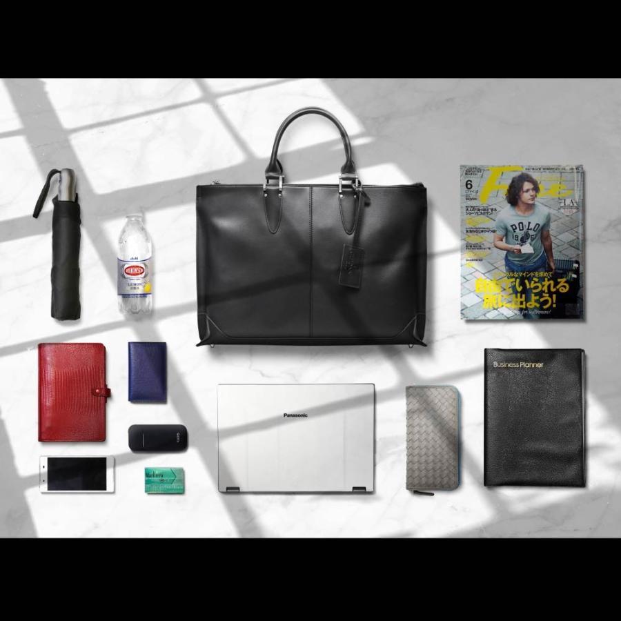 ビジネスバッグ メンズ トートバッグ 2WAY ブリーフケース 撥水 新生活 新社会人 就活 ビジネスマン|u-stream|14