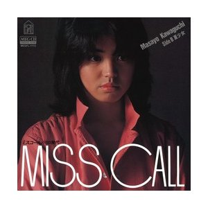 Miss Call     (MEG-CD)|u-topia