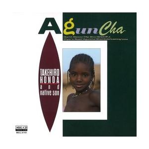 Aguncha     (MEG-CD) u-topia