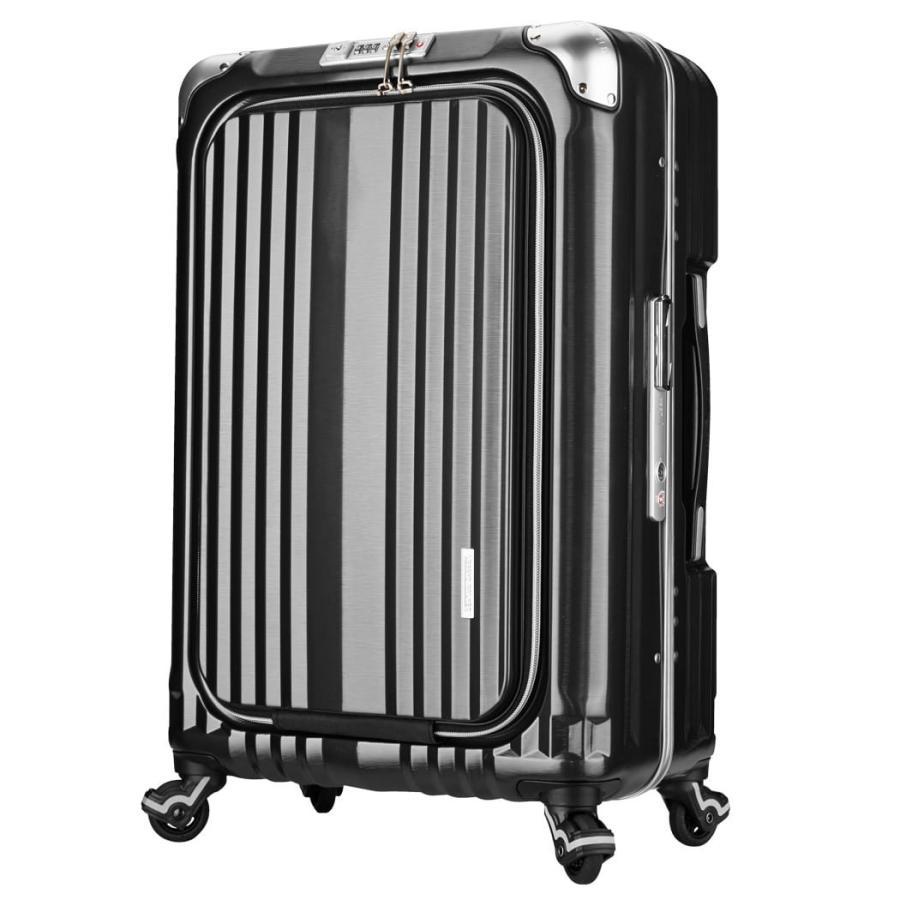 LEGEND WALKER GRAND スーツケース キャリーケース キャリーバッグ 6603-58-BK