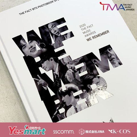 THE FACT BTS PHOTO BOOK SPECIAL EDITION: WE REMEMBER|uatmalljp|03