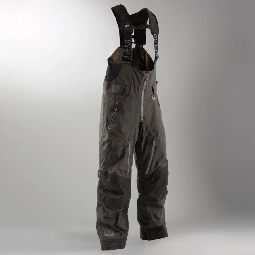 TOBE Outerwear/Novo Bib, Dark Ink