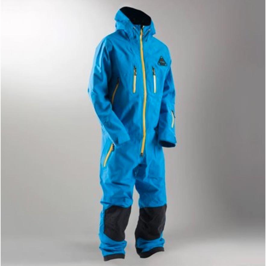 TOBE Outerwear/ Ludo Mono Suit, 青 Aster
