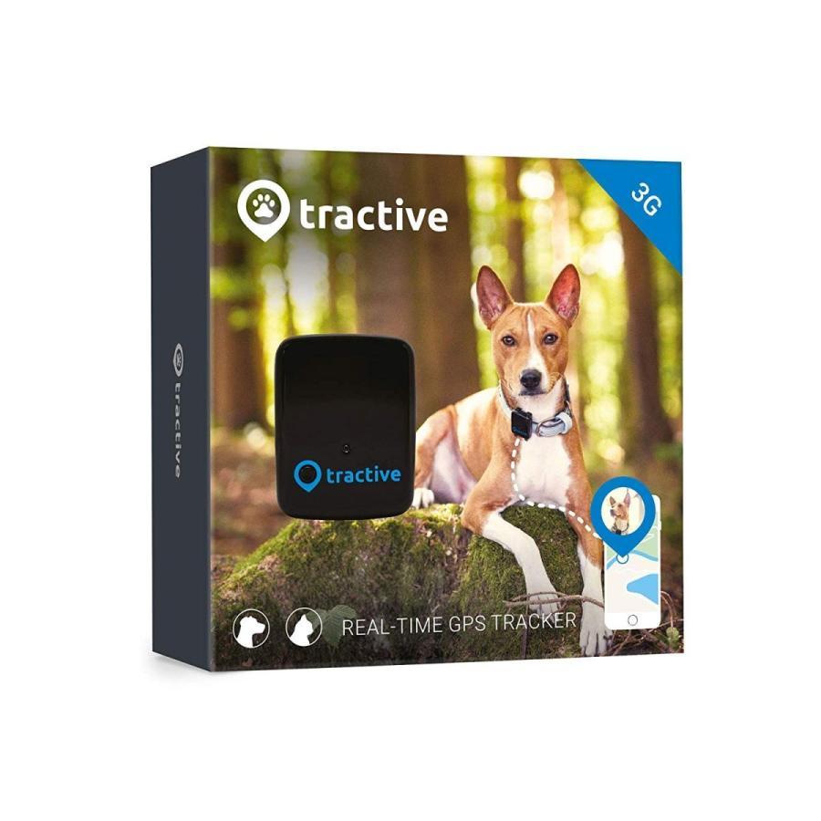 Tractive 3G 犬用GPSトラッカー - 犬の安全を守るペットファインダ(日本国内唯一の正規代理店)|ubtc2