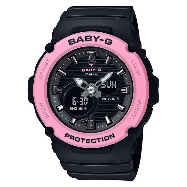 BGA-270-1AJF ベビーG BABY-G ベビージー ベイビージー カシオ CASIO ビーチシーン ピンク レディース 腕時計 国内正規品 送料無料