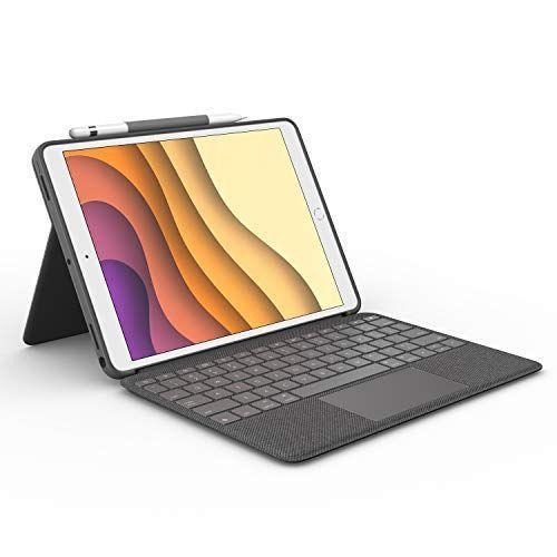 ロジクール iPad Air 第3世代 iPad Pro 10.5 インチ 対応 トラックパッド付き キーボードケース Smart Conn uehirostore