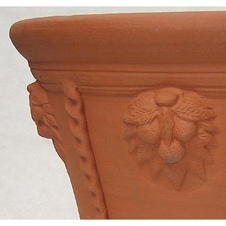 ウィッチフォード テラコッタ 植木鉢 《アイシクルポット》20号鉢相当 英国(イギリス)製 Whichford ICICLE POT