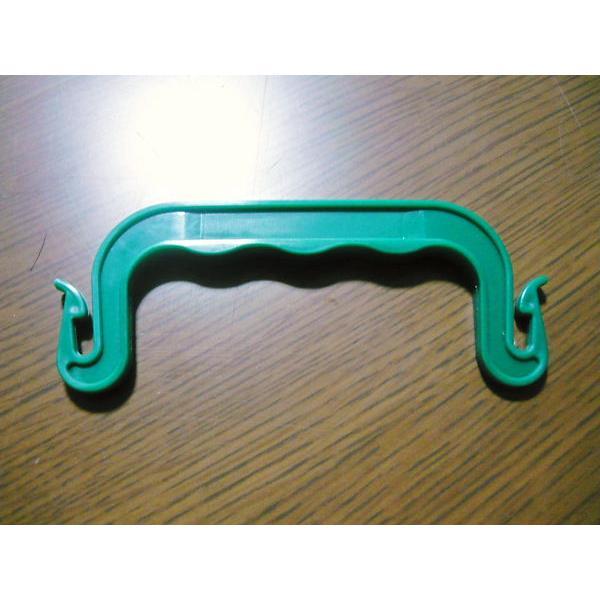 荷物運搬用取っ手 手提げホルダー 緑|uemura-sheet