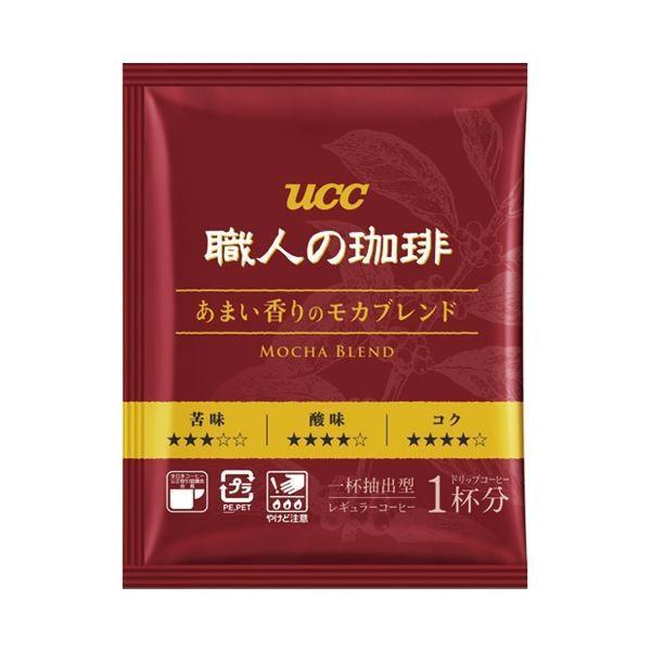 (まとめ) UCC 職人の珈琲モカブレンド 7g×100袋〔×5セット〕