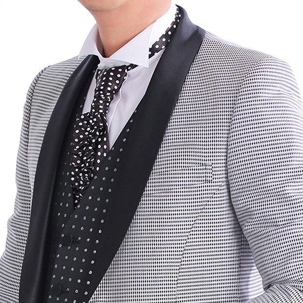 ウイングカラーシャツ タキシード モーニングの必需品ウィングカラーシャツ 新郎 父親 結婚式 二次会 披露宴 発表会で活躍するウイングカラーシャツが安い 特価|ueyama|07