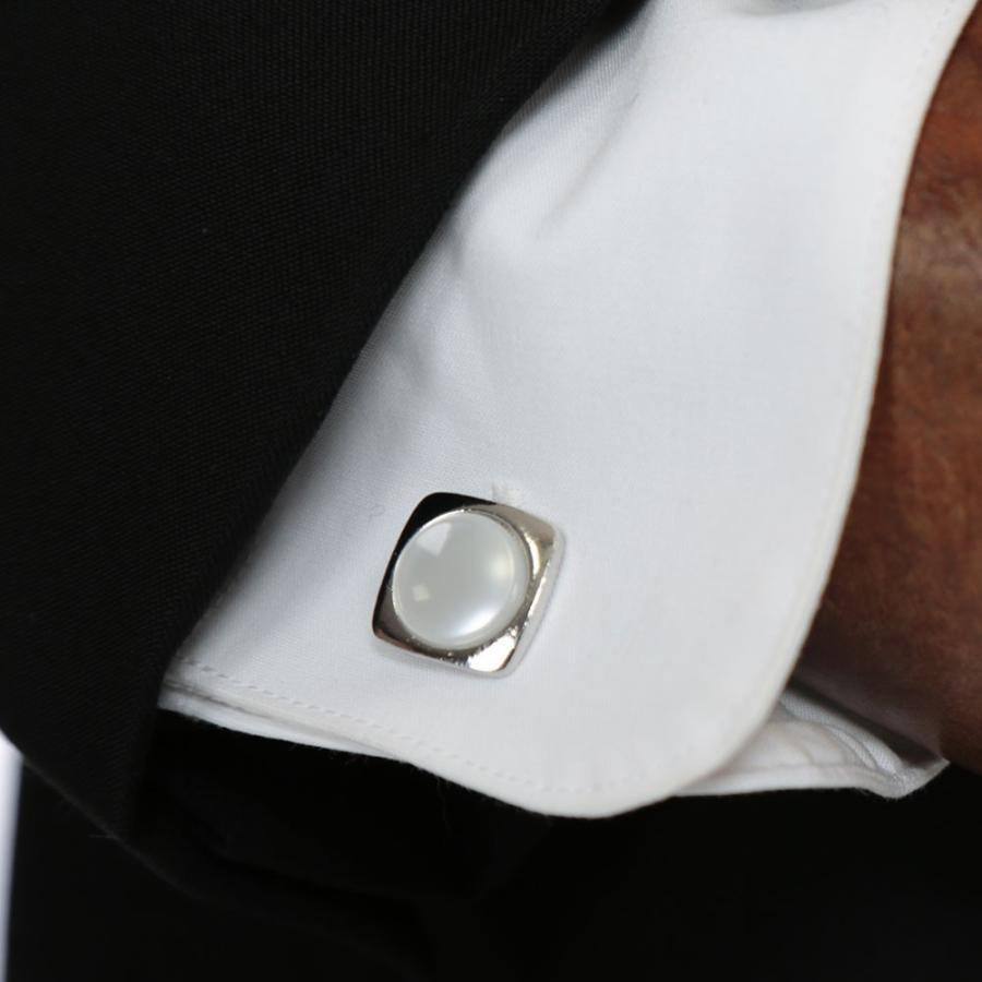 ウイングカラーシャツ+フルセット(ネクタイ+カフスボタン+アームバンド+手袋+靴下+3ピークチーフ) 結婚式 父親モーニング 叙勲 式典 結婚式 ueyama 05