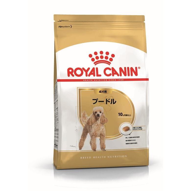 ロイヤルカナン プードル 成犬用 3kg 犬種別フード プードル専用 アダルト 3KG 3182550765206|ugpet