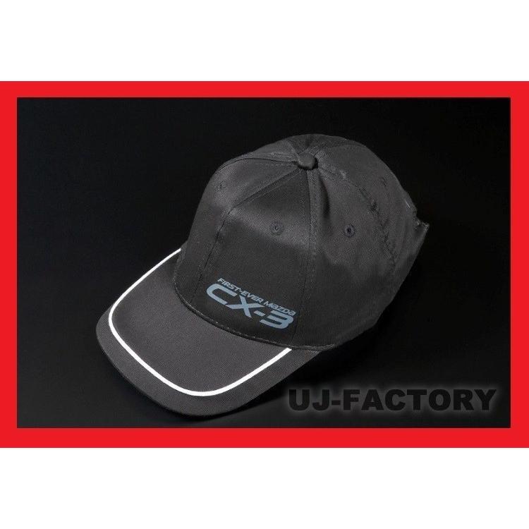 【MZ Racing】マツダオーストラリア CX-3ロゴマークキャップ ◆ Zoom Zoomのロゴが遊び心を刺激します! (9G04 WN 1568)|uj-factory|02