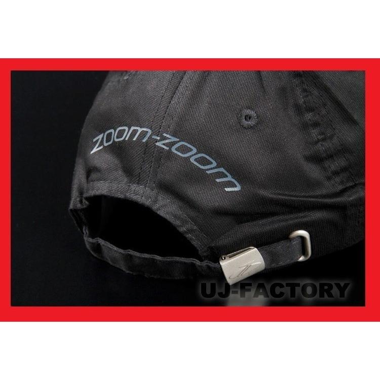 【MZ Racing】マツダオーストラリア CX-3ロゴマークキャップ ◆ Zoom Zoomのロゴが遊び心を刺激します! (9G04 WN 1568)|uj-factory|03