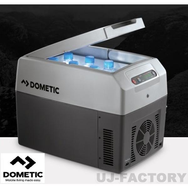 【正規品・DOMETIC/ドメティック】ポータブル温冷機・クーラーボックス/TC-14FL-12/24(冷蔵庫 内容積:13.7L)★車載用(DC12V/24V)