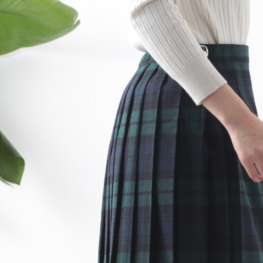 O'NEIL OF DUBLIN オニールオブダブリン キルトスカート 83cm ロング丈 スカート 巻きスカート アイルランド製 プレーン 無地 ウール ギフト ukclozest 11