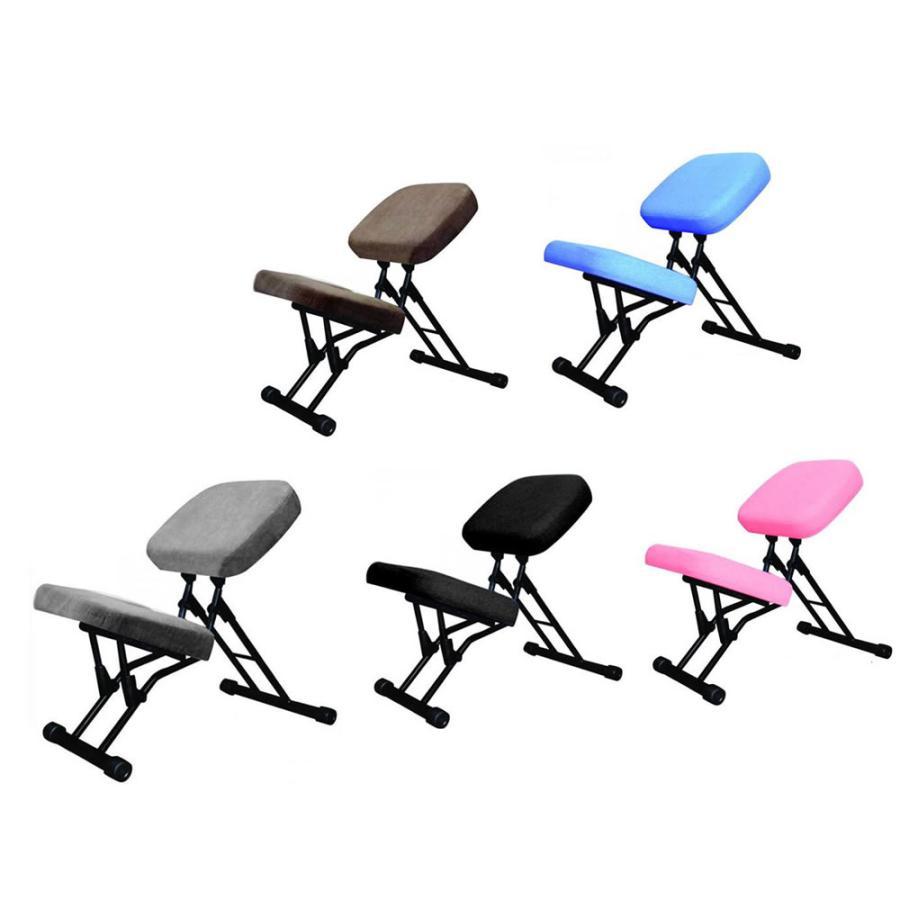 骨盤 姿勢矯正 チェアルネセイコウ 正しい姿勢をサポートする可変式チェア セブンポーズチェア 日本製 完成品 SPC-14 グレー・ブラック