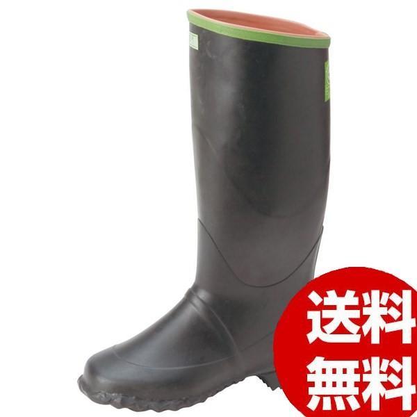 農作業 長靴 弘進ゴム 長靴 ゴム製 実用大長 F型 25.5cm A0034AH