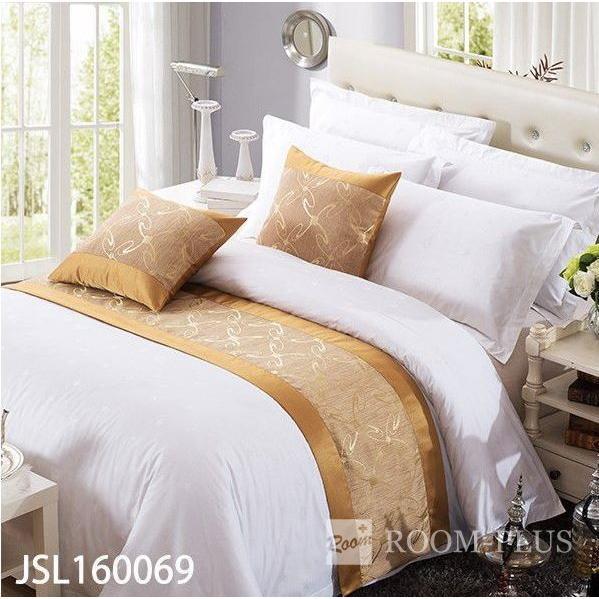 ベッドライナー ベッドスロー  フットライナー  送料無料  高級ホテル用品 旅館 bed-0319 在庫限り|ul-japan