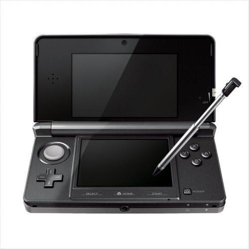 【★新品★】ニンテンドー3DS コスモブラック【メーカー生産終了】 在庫処分!