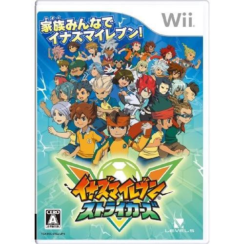 【★新品★】イナズマイレブン ストライカーズ(特典なし) - Wii 在庫処分!