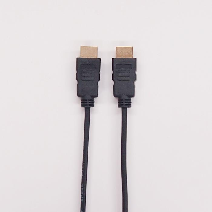 HDMIケーブル 3m HDMIver1.4 金メッキ端子 High Speed HDMI Cable ブラック ハイスピード 4K 3D イーサネット対応 液晶テレビ ブルーレイレコーダー UL.YN|ulmax|06