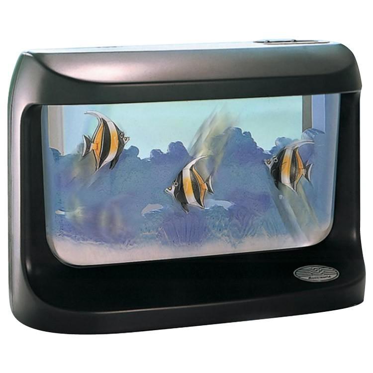 アクアワールド 海美伝説熱帯魚 水槽 置物