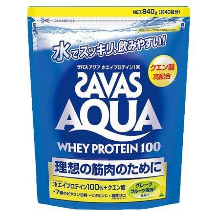 SAVAS サプリメント プロテイン ザバス アクア  ザバス SAVAS Aqua Grapefruit ult-collection