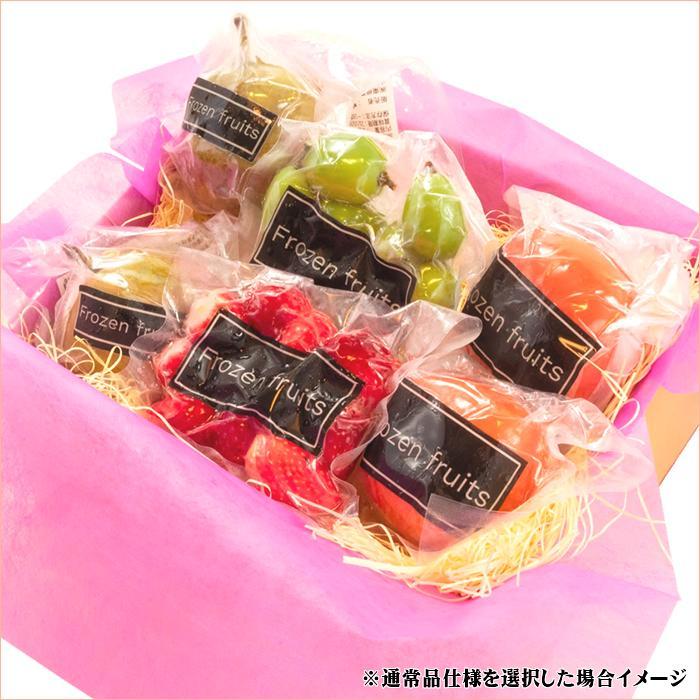 【あすつく対応】ギフト 冷凍フルーツ詰合せ 4種入り 送料無料 お取り寄せ|ultra-taste|02