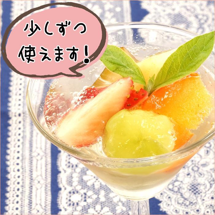【あすつく対応】ギフト 冷凍フルーツ詰合せ 4種入り 送料無料 お取り寄せ|ultra-taste|04
