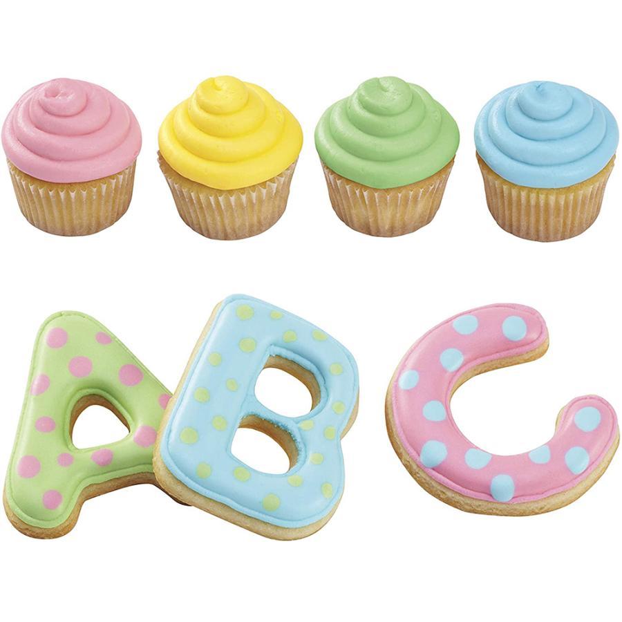 WILTON (ウィルトン)アイシング パステルジェルカラーセット/アイシング クッキー 色素 着色 デコレーション ケーキ|ultramix|02