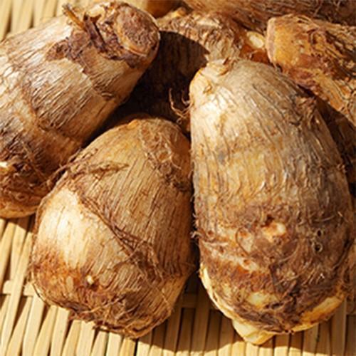 林農産 富山県産里芋(2kg)- 煮物以外にも揚げ物、蒸しても美味しい umaimura