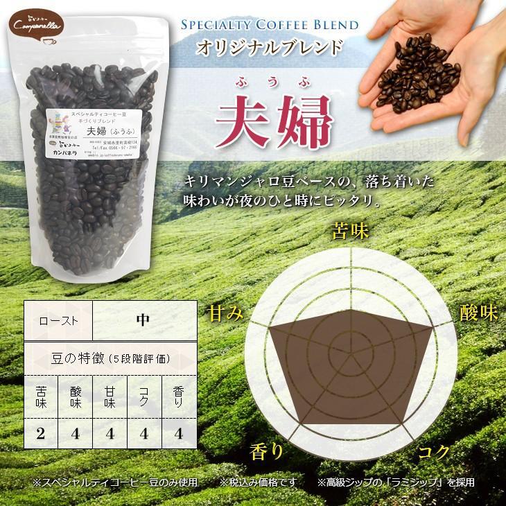 スペシャルティブレンドコーヒー『夫婦』 200g|umakacoffee-store