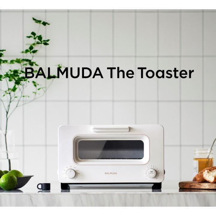 【ポイント5倍】【翌日出荷可】BALMUDA バルミューダ/The Toaster ザ・トースター/ホワイト/K05A-WH/送料無料/ラッピング包装不可 umd-tsutayabooks