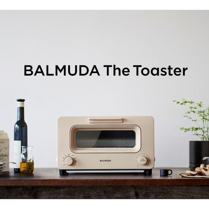 【ポイント5倍】【翌日出荷可】BALMUDA バルミューダ/The Toaster ザ・トースター/ベージュ/K05A-BG/送料無料/ラッピング包装不可 umd-tsutayabooks
