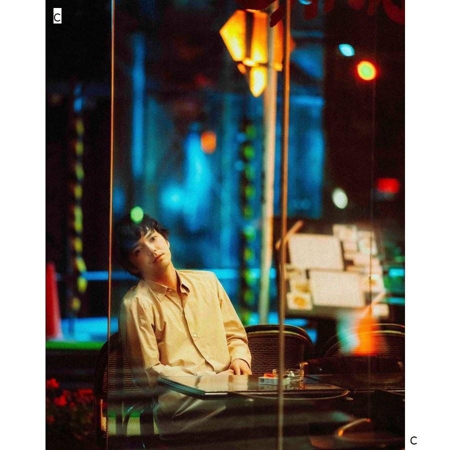 『林遣都 作品集 THREE TALES オリジナルポストカード A/B/C(全3種)』 3枚1セット|umd-tsutayabooks|03