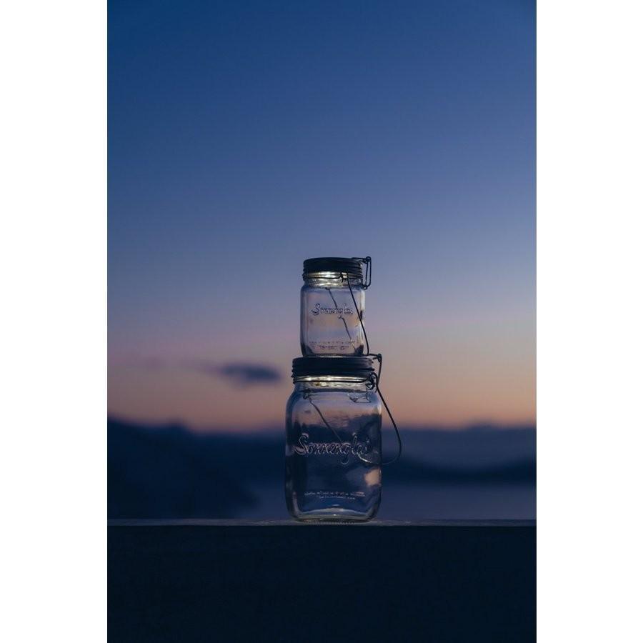 【ソネングラス】 SONNENGLAS 瓶型ソーラーLEDライト ソネングラス Mini umd-tsutayabooks 04