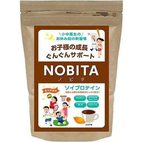NOBITA(ノビタ) ソイプロテイン FD0002 (ココア味) umeeee-store 02