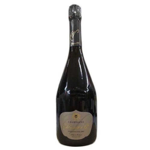 シャンパン スパークリングワイン wine ヴィルマール・クール・ド・キュヴェ 2002年 750ml
