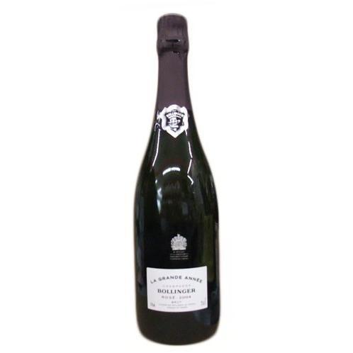 シャンパン スパークリングワイン wine ボランジェ グランド・アネ・ロゼ 2004年 750ml (化粧箱無し)